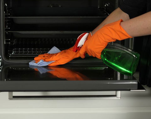 Oven Cleaning Oxford